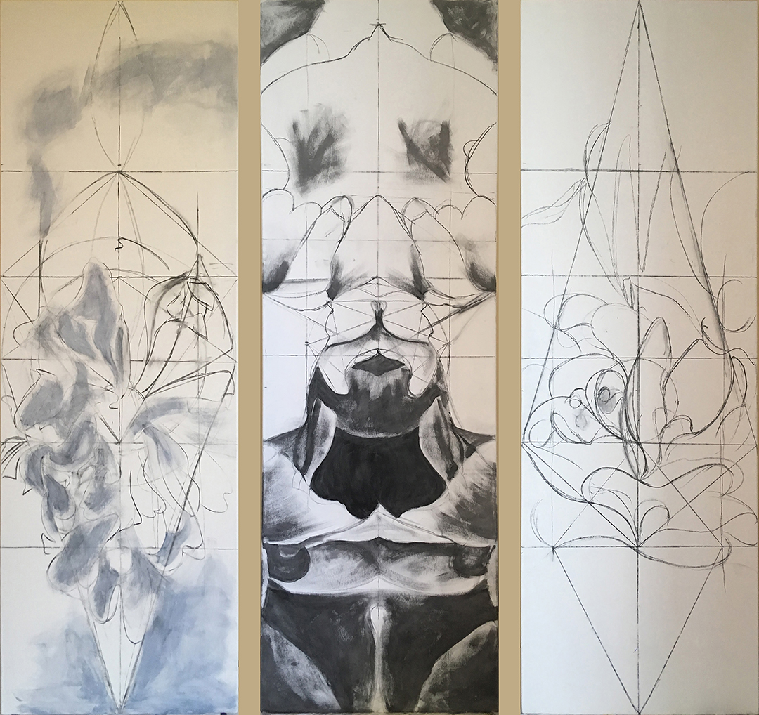 Trilogy Great White Roses - The secret of 369, in progress