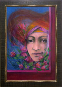 Portret of Maroccan Lady