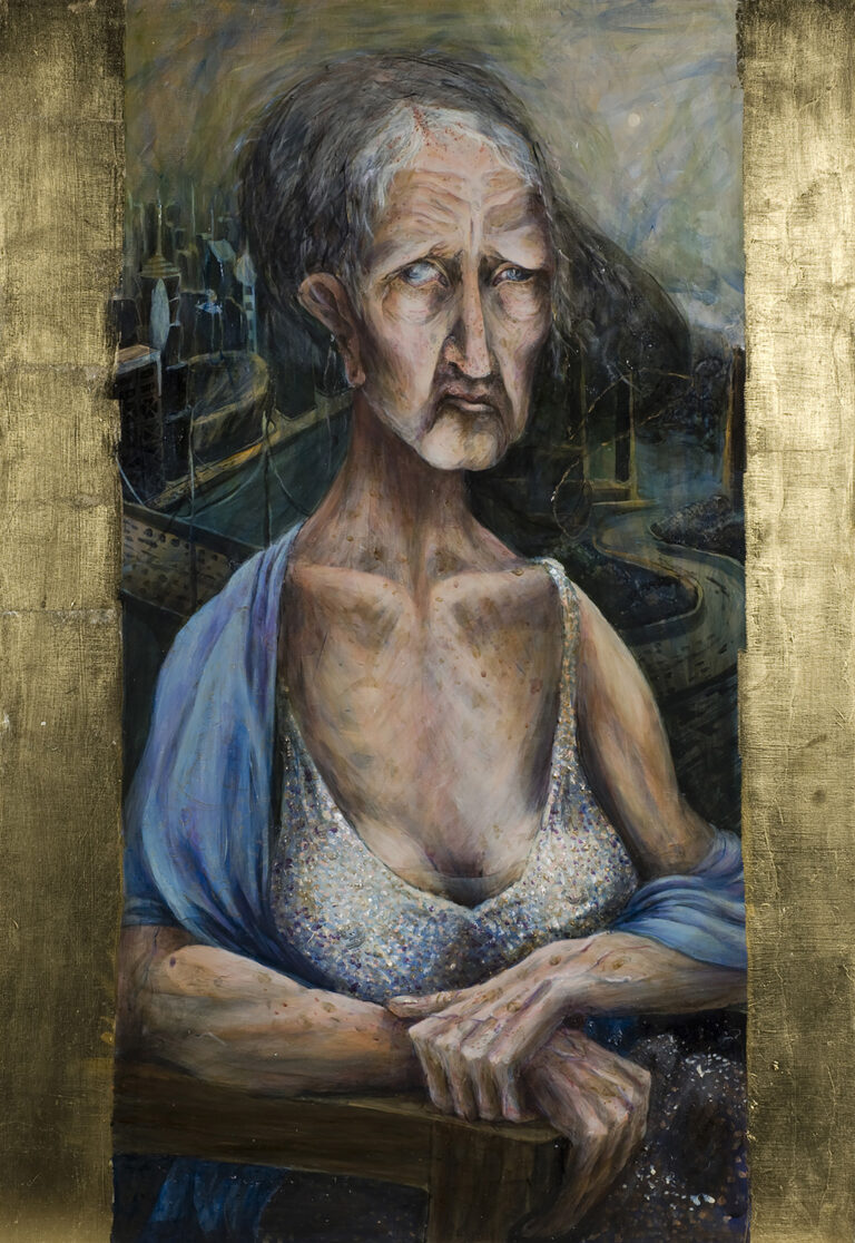 Contemporary Mona Lisa